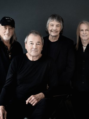 "Deep Purple: Der Neue Track ""Throw My Bones"" im Video"