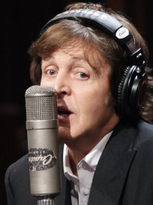 Vorchecking: Paul McCartney, Döll, Faber & Sophie Hunger