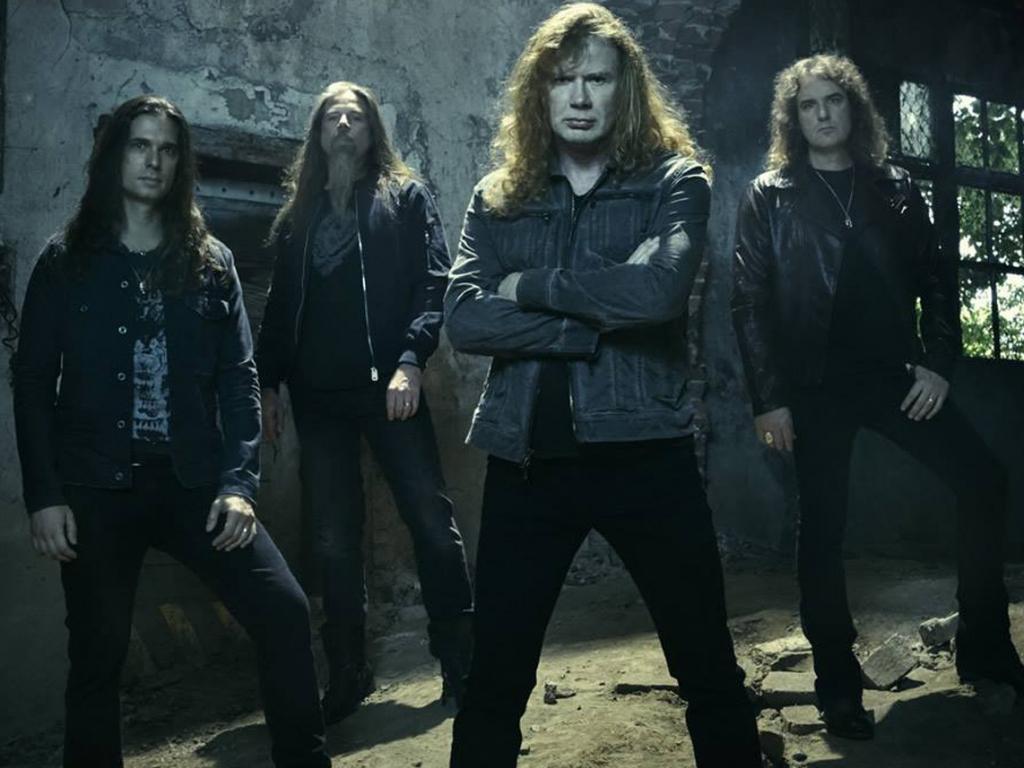 Megadeth - Info bei laut.de